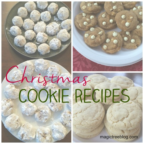 Holiday cookies pinterest