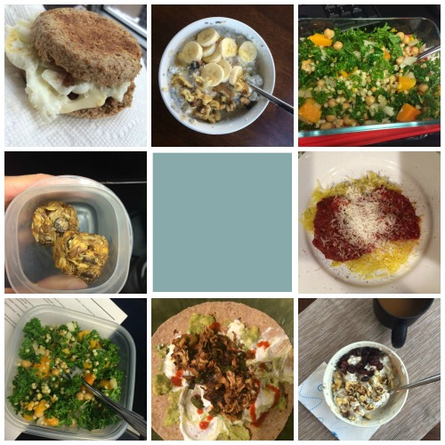 Eats from the Week