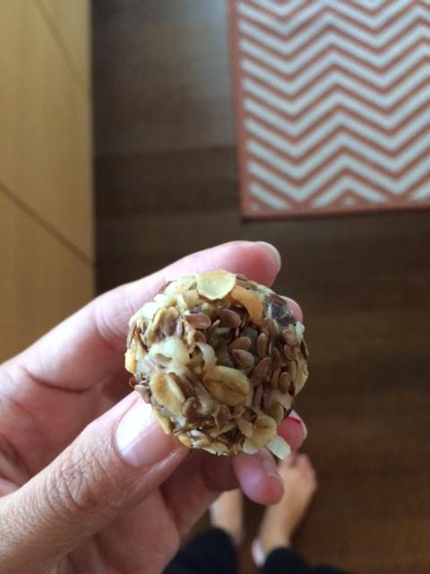 oat ball