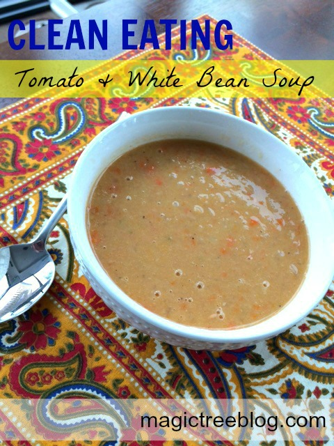 Tomato White Bean Soup final